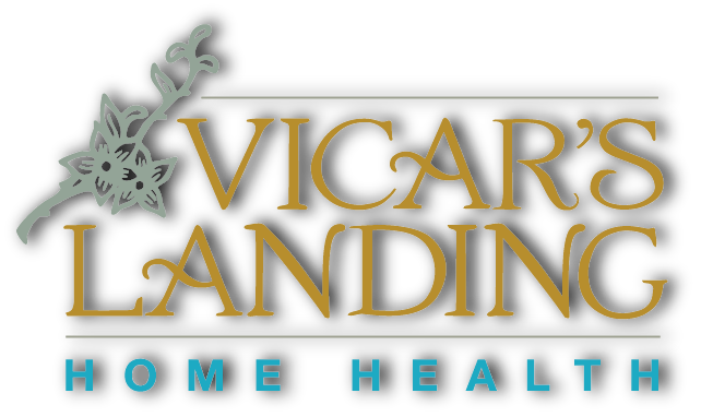 Vicar's Landing Home Health Logo